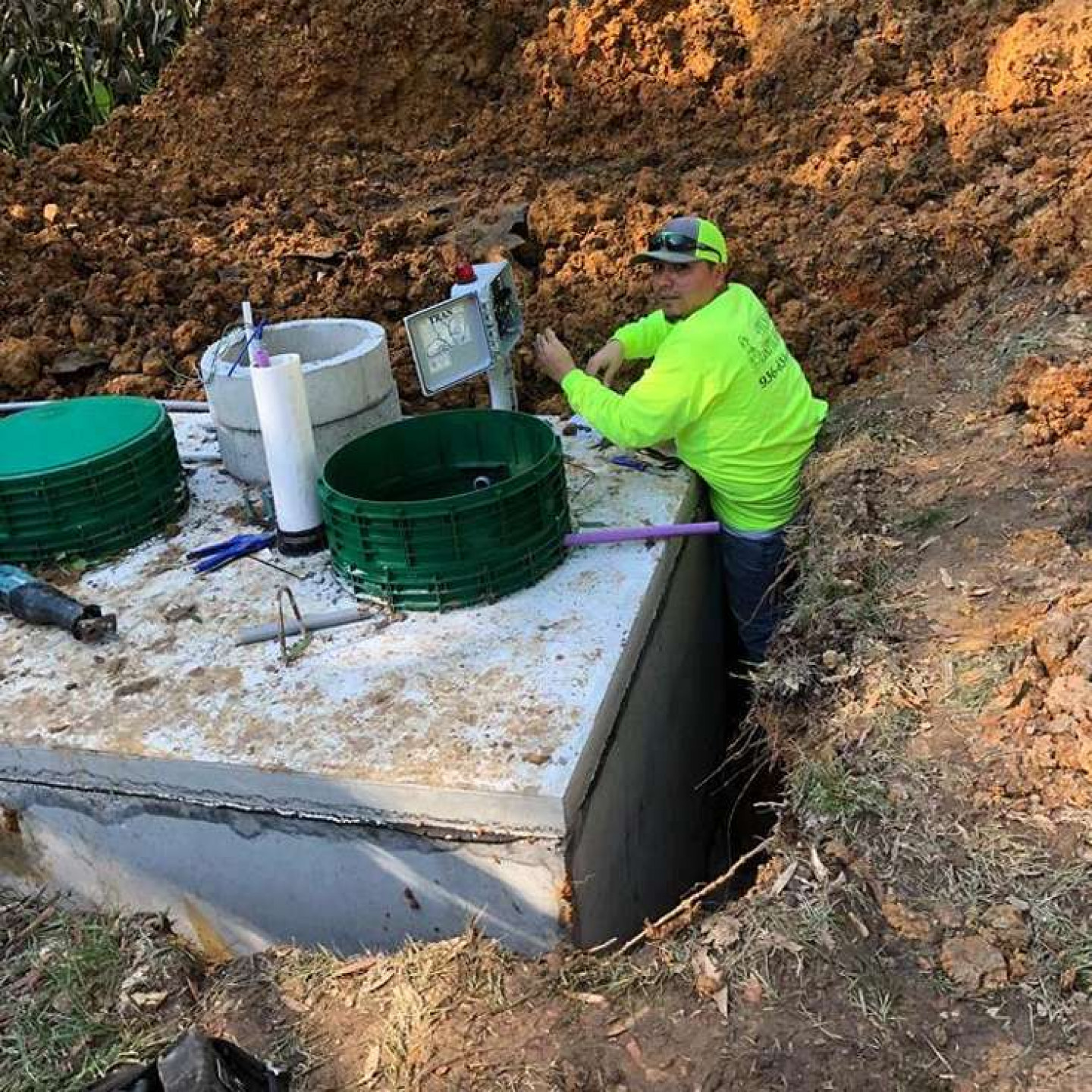 Strickland Septic Services, LLC